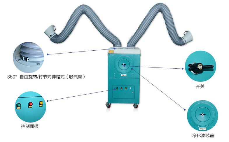 焊接除尘器1