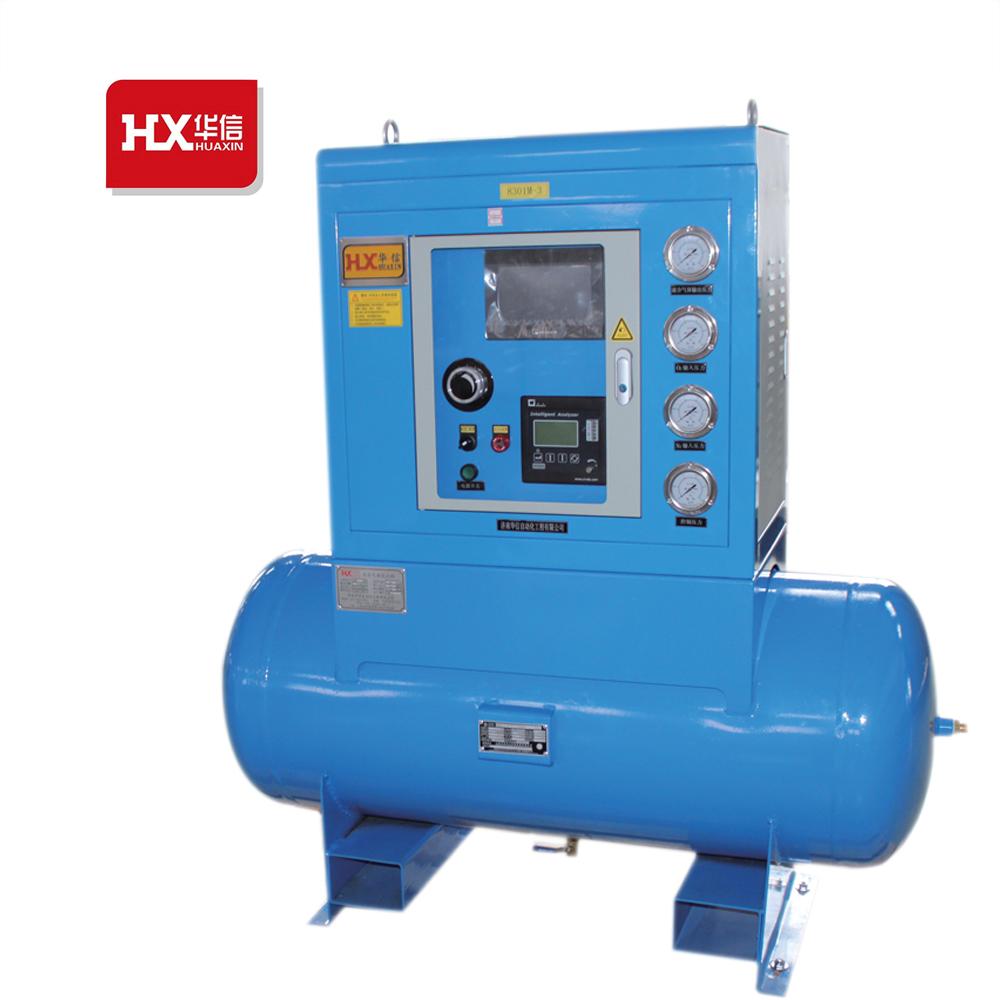 8600高压混合气体配比柜系列
